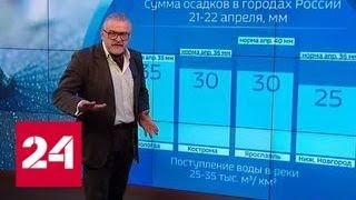 Кто утонет после штормовых выходных - Россия 24