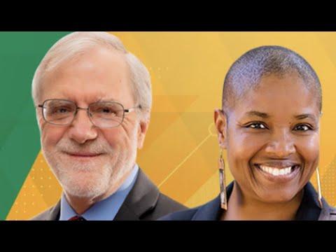 Green Party Presidential Candidates Howie Hawkins/Angela Walker ...