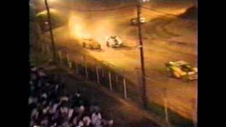 Billy Whittaker Brewerton Speedway 1st win