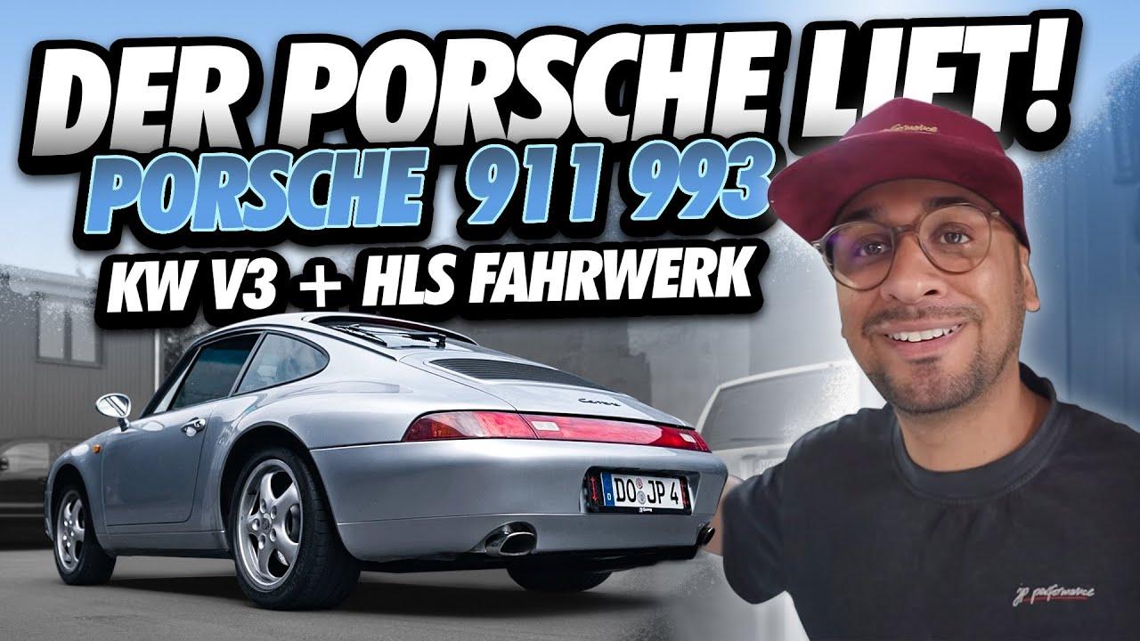 JP Performance - Der Porsche Lift | Porsche 911 993