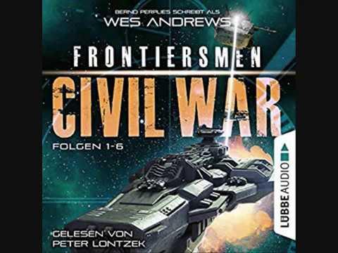 Frontiersmen. Civil War - Sammelband, Folgen 1-6 YouTube Hörbuch Trailer auf Deutsch
