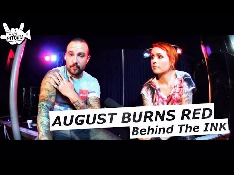AUGUST BURNS RED - Behind The INK with Jake Luhrs // www.pitcam.tv Mp3