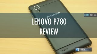 Lenovo P780 Review