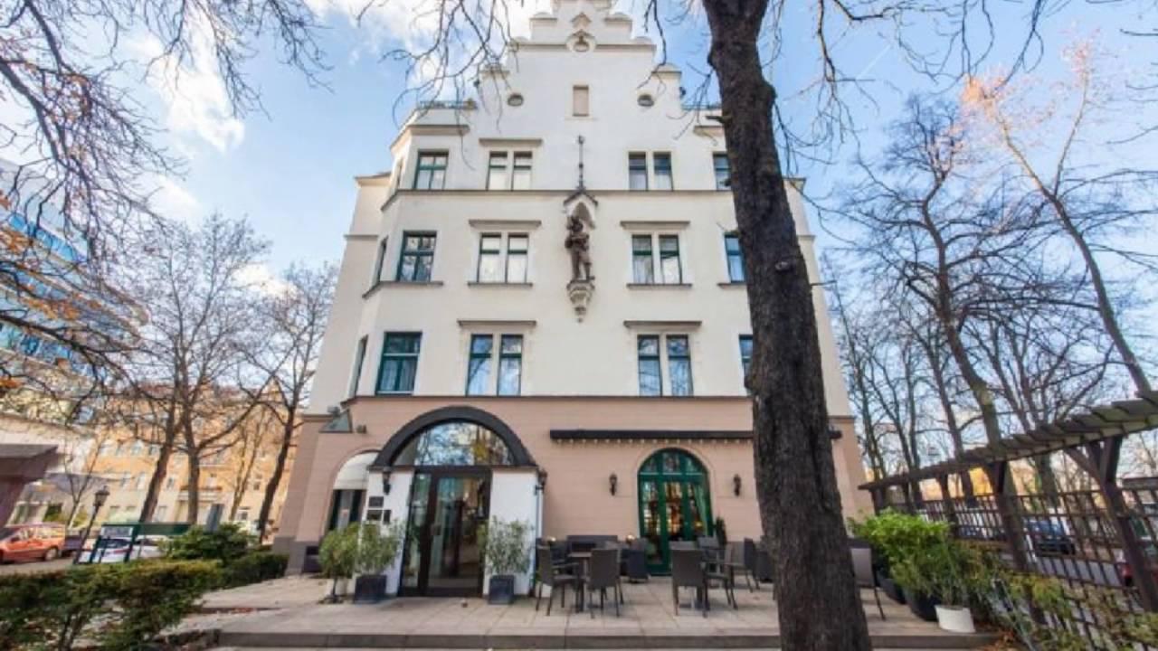 Berlin Hotel Kronprinz