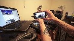 Pioneer DJM-REC FIRST LIVE STREAM TO FACEBOOK