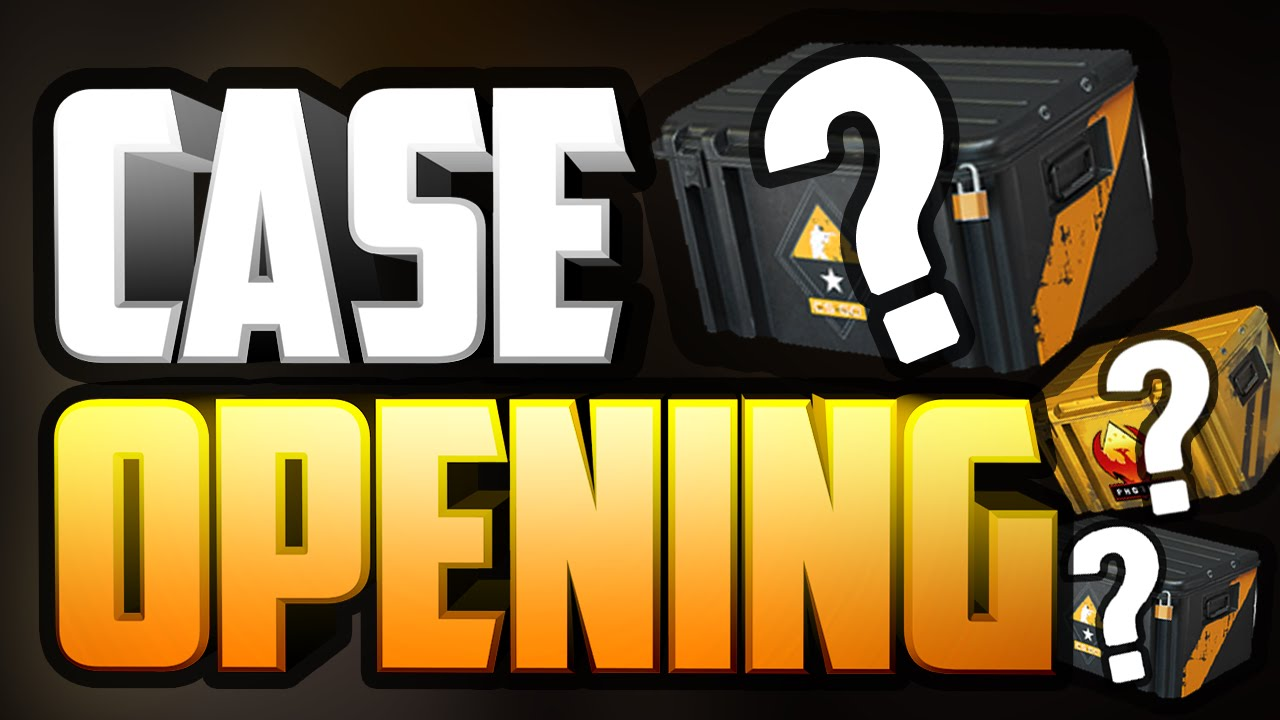 how to use csgo cases