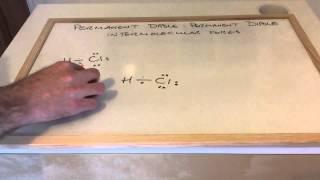 Permanent Dipole Permanent Dipole Intermolecular Forces