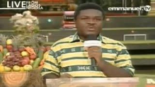"""SCOAN 12/10/14: Sunday Live Service Resume """"French Translation"""". Emmanuel TV"""
