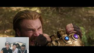 Marvel Studios' Avengers: Infinity War - Official Trailer  (Reaction + Review)