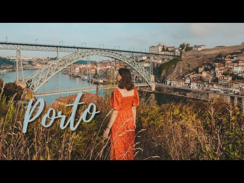 How to spend a weekend in Porto - Portugal travel vlog