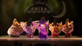 Цыганский танец. Концерт ШВТ