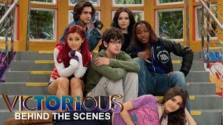 Victorious Behind The Scenes | Best Moments (feat. Ariana Grande)