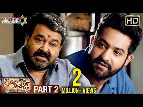 Janatha Garage Full Movie | Part 2 | Jr...