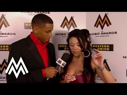 Mutya Buena | Talks about stage-fright and the Sugababes | Backstage | 2007
