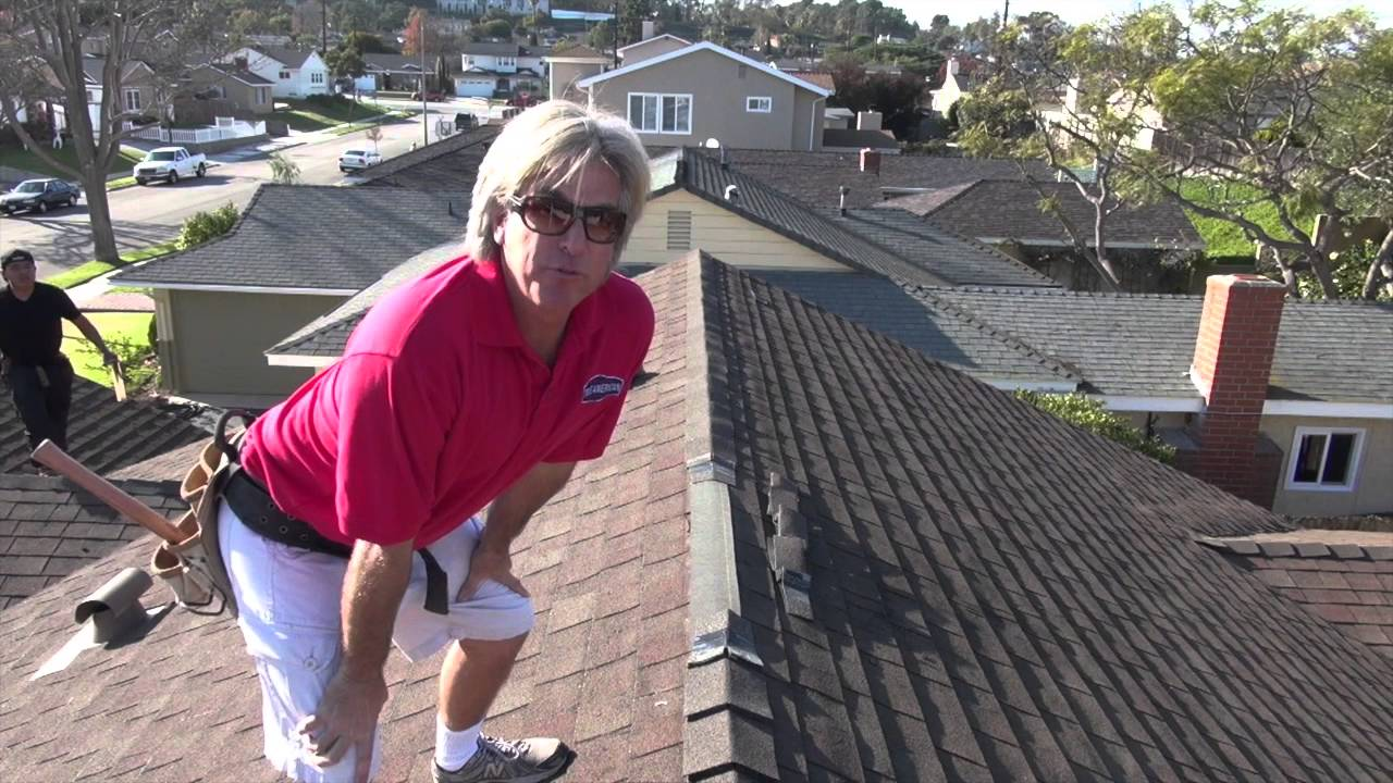 How To Replace Asphalt Shingle Ridge Caps Torrance Roofing