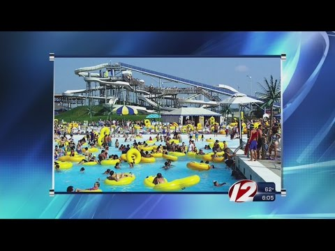 Rhode Island water park in works - maybe for Warwick
