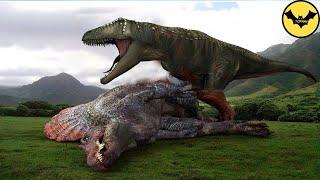5 Monstruos Prehistóricos Que Pudieran derrotar al Spinosaurus.