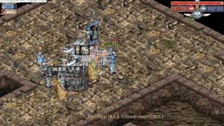 【GODIUS(ガディウス)】2008年11月 ギルドベース防衛線 Cyclone vs  GrauSchwert 撮影者:ガスタンク