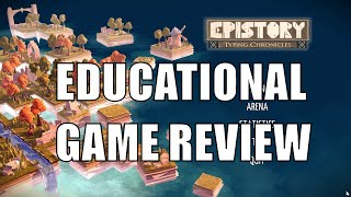 Epistory - Typing Chronicles - GAMES IN EDUCATION (English)