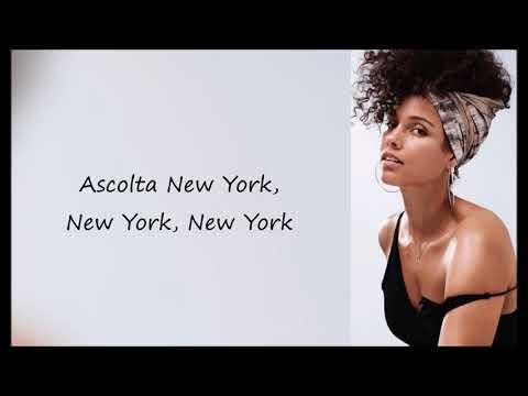 Alicia Keys - Empire State of Mind Part 2 (Traduzione)
