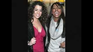 Alexandra Burke & Ruth Lorenzo - Friends???