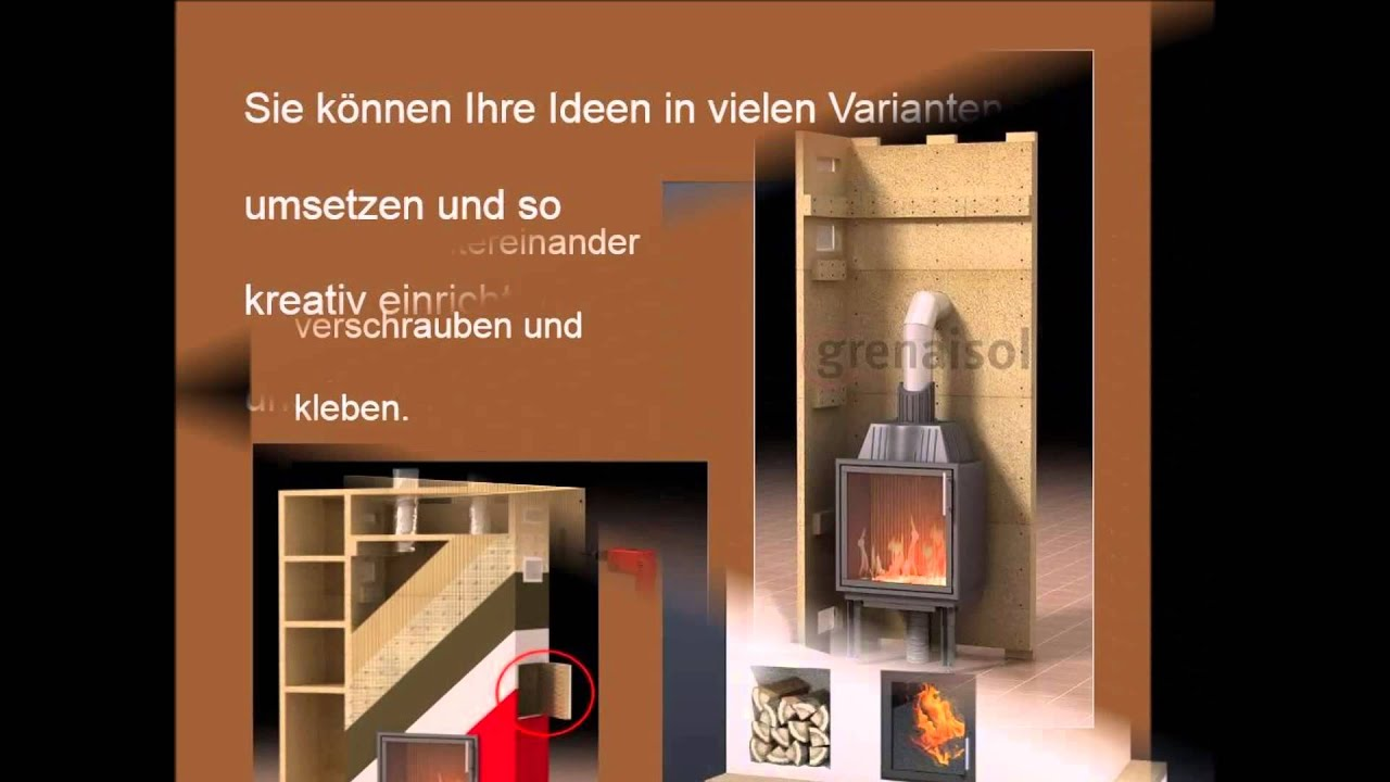 kaminverkleidung selber bauen teil 2 youtube. Black Bedroom Furniture Sets. Home Design Ideas