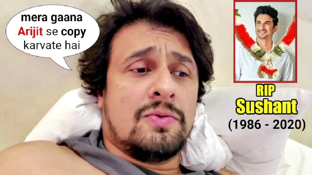 Sonu Nigam EXP0SES Bollywood Music Industry After Sushant Singh Rajput Boycott
