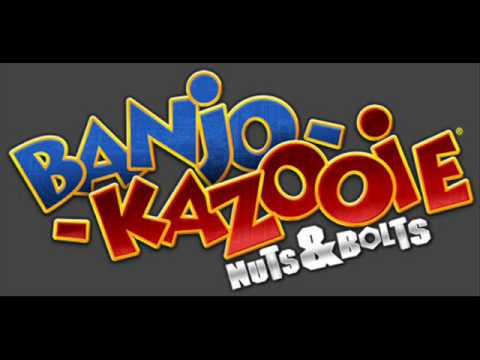 Banjo Kazooie: Nuts & Bolts Soundtrack - Grunty Industries (Unused Music)