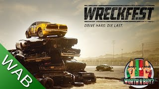Wreckfest Review - Worthabuy?