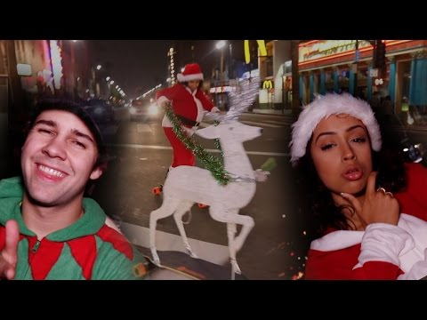 Thumbnail: CHRISTMAS COUPLES CRUMP IN PUBLIC!! GONE WILD