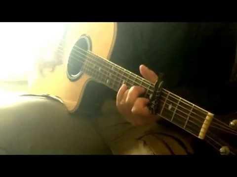 Big Mouth Strikes Again chord tutorial - YouTube