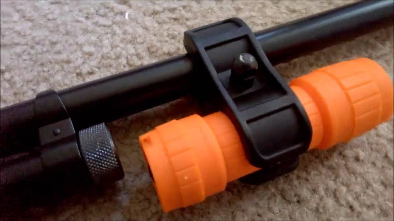 Ultimate Arms Shotgun Barrel & Flashlight Clamp Review ...