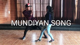 Baghi 2 - Mundiyan song dance choreography by shrikesh magar