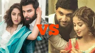 Sanam Chaudhry And Noor Hassan VS Sajal Aly And Ahad Raza Mir ( Who's Look Most beautiful Couple)