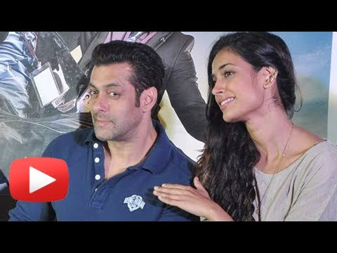 Salman Khan 's Affection For Sarah Jane DiasSalman Sarah Sizzling Chemistry