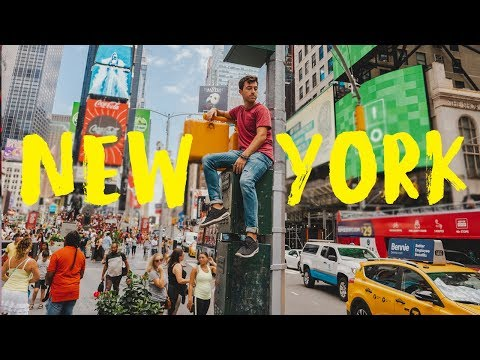New York City   Day In My Life