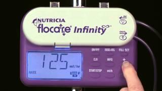 Flocare Infinity Pump Setup (English)