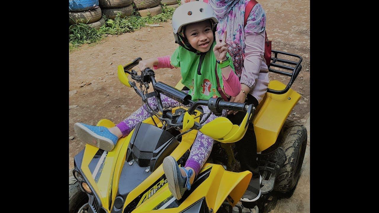 Dago Dreampark Lembang 2 Ngebut Pakai Atv Youtube