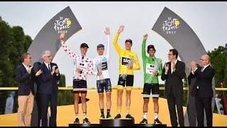 Tour de France 2017 - Best of
