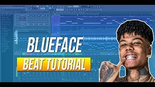 How To Make A Blueface Type Beat