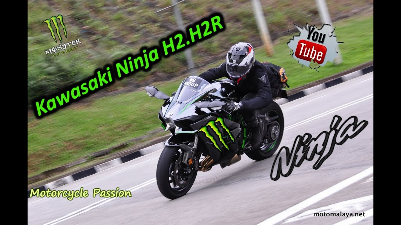 kawasaki ninja h2 h2r best sportbike compilation 2015. Black Bedroom Furniture Sets. Home Design Ideas