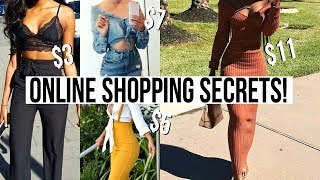 HOW TO ACTUALLY SHOP ONLINE   LOOK STYLISH ON A BUDGET (ONLINE SHOPPING TIPS!)