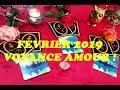 FEVRIER 2019 VOYANCE AMOUR ! ! TIREZ VOS CARTES minutages de chaque paquet dans description