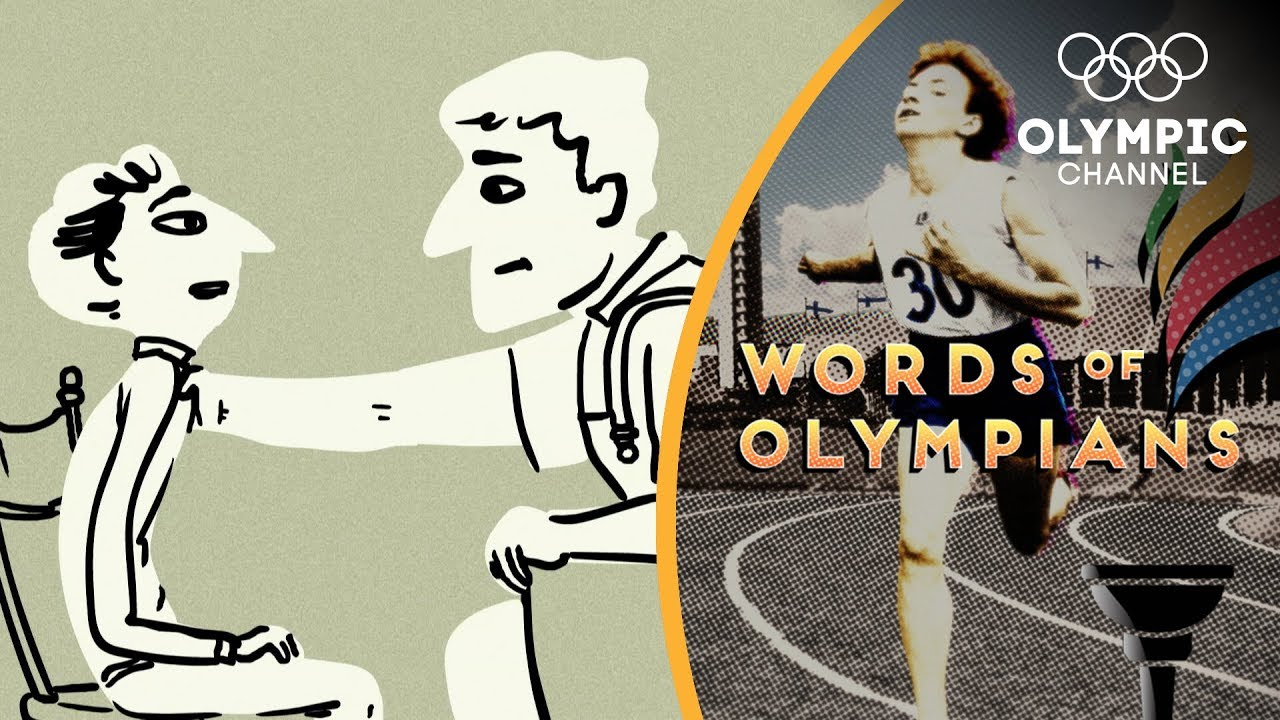 The inspiring story of the first woman to win an Olympic gold for Australia | Words of Olympians