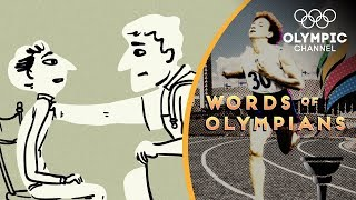 The inspirational story of legend Marjorie Jackson | Words of Olympians