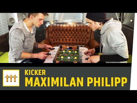 Tischkicker-Battle gegen Maximilian Philipp (SC Freiburg) | Kickbox