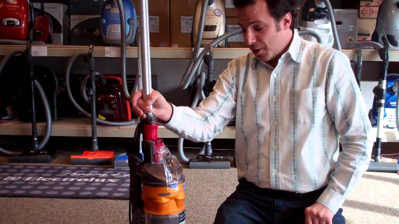 How To Fix Loss Of Suction Dyson Ball Douglas Vacuum