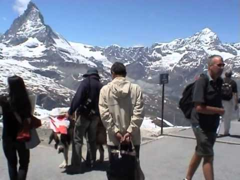Zermatt Gornergrat 2004