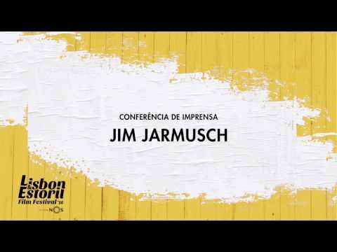 LEFFEST'16 Conferência de Imprensa com Jim Jarmusch