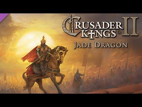 Let's Try - Crusader Kings II: Jade Dragon [From Gamescom!]